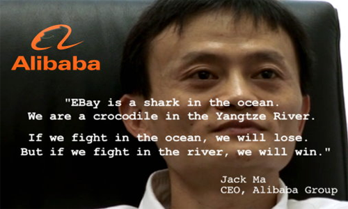 How Jack Ma Took Alibaba To A Billion Dollar Status