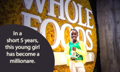 10 Yr. Old Gets $60,000 Investment on Shark Tank for BeeSweet Lemonade