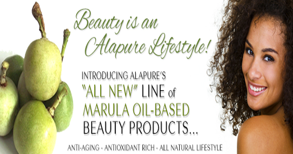Black Business Alert: Alapure Cosmetics Strengthening Skin With Marula Oil